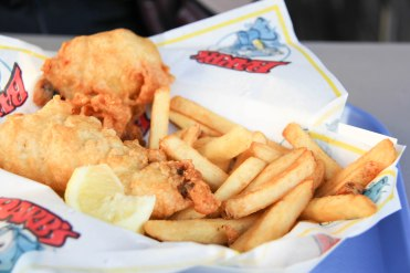 Oyster Fish & Chips